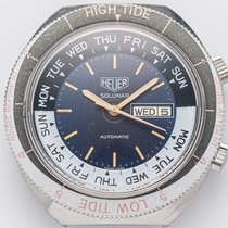 Heuer Steel 45mm Automatic 279.603 pre-owned United States of America, Oklahoma, Oklahoma City
