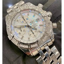 Breitling Chronomat Evolution Steel Mother of pearl