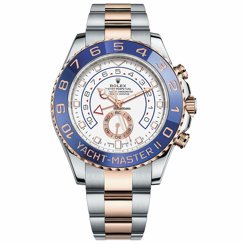 Rolex Yacht-Master II 116681 2018 pre-owned