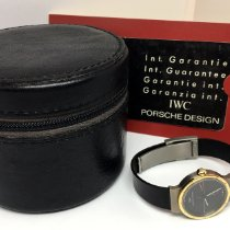 IWC Porsche Design Titanium 26mm Black No numerals
