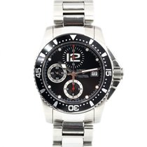 Longines HydroConquest L3.644.4.56.6 2016 pre-owned