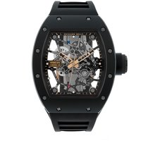 Richard Mille RM 035 Aluminum 48mm Transparent No numerals United States of America, Florida, boca raton