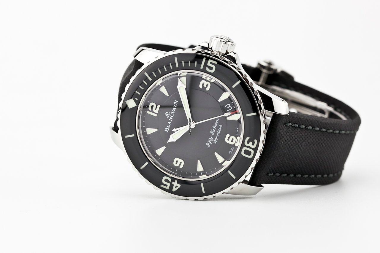 Blancpain Fifty Fathoms 5015-1130-52 2020 new