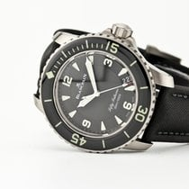 Blancpain Fifty Fathoms Titanium 45mm Black