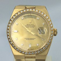 Rolex Day-Date Oysterquartz Yellow gold Gold