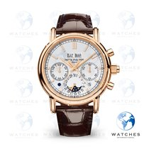 Patek Philippe 5204R-001 Rose gold 2019 Perpetual Calendar Chronograph 40mm new United States of America, New York, New York