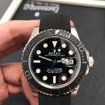 Rolex Yacht-Master 42 ny Automatisk Klocka med originallåda och originalhandlingar 226659