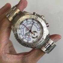 Rolex Yacht-Master II neu Automatik Chronograph Uhr mit Original-Box und Original-Papieren 116689
