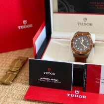 Tudor Black Bay Bronze Bronze 43mm Brun Arabes France, ISSY les MOULINEAUX