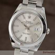 Rolex Datejust II Otel 41mm Argint
