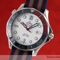 欧米茄 Seamaster Diver 300 M 钢 42mm 白色
