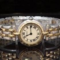 Cartier Panthère Gold/Steel 24mm White Roman numerals United Kingdom, Essex