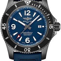 Breitling Superocean Steel 46mm Blue