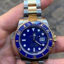 Rolex Submariner Date 116613LB 2010 подержанные