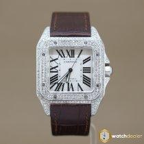 Cartier Santos 100 2656 2008 подержанные