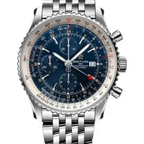 Breitling Steel 46mm Automatic A24322121C2A1 new
