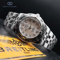 Breitling Starliner A71340 2000 pre-owned