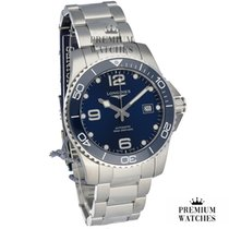 Longines HydroConquest Steel 43,00mm Blue Arabic numerals