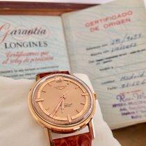 Longines Conquest Oro rosa 35mm Plata España, BENIDORM