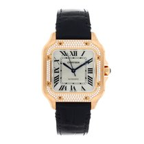 Cartier Santos (submodel) new 2020 Automatic Watch with original box and original papers WJSA0007