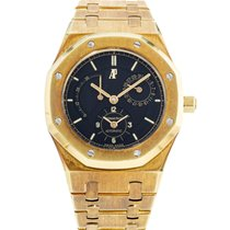 Audemars Piguet Royal Oak Dual Time Yellow gold 36mm Black United States of America, Georgia, Atlanta