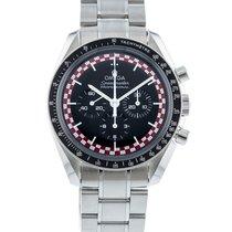 Omega 311.30.42.30.01.004 Acél 2010 Speedmaster Professional Moonwatch 42mm használt