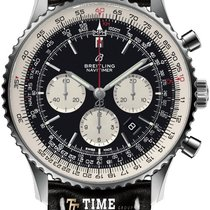 Breitling Navitimer 01 (46 MM) new 2020 Automatic Chronograph Watch with original box and original papers AB0127211B1X2