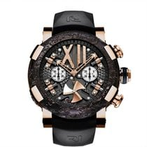 Romain Jerome Titanic-DNA Rose gold 50mm Silver United States of America, New York, NY