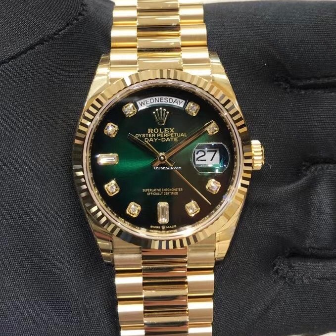 Rolex Day-Date 36 128238 nuevo