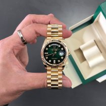 Rolex Day-Date 36 new Automatic Watch with original box and original papers 128238