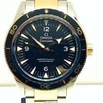 Omega Seamaster 300 Rose gold