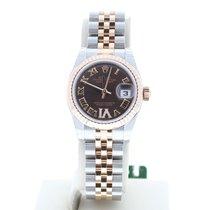 Rolex Lady-Datejust новые 2010 Автоподзавод Часы с оригинальной коробкой 179171