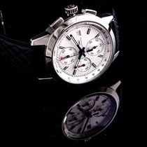 IWC Ingenieur Chronograph new Automatic Watch with original box and original papers IW380701