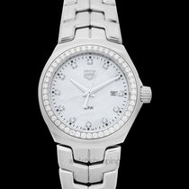 TAG Heuer Link Lady new Watch with original box and original papers WBC1316.BA0600