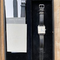 NOMOS Tetra 27 pre-owned 27mm Leather