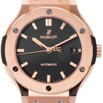 Hublot Classic Fusion 45, 42, 38, 33 mm 565.0X.1181.RX 2017 pre-owned
