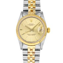 Rolex Lady-Datejust 68273 1987 pre-owned