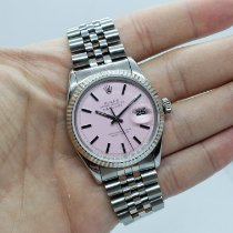 Rolex 1601 Steel 1974 Datejust 36mm pre-owned United States of America, New York, Woodbury