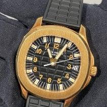 Patek Philippe 5065J-001 Yellow gold 2001 Aquanaut pre-owned United States of America, New York, Manhattan