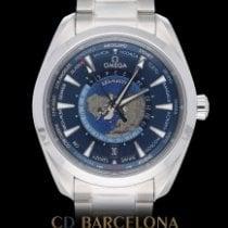 Omega Seamaster Aqua Terra nuevo 2020 Automático Reloj con estuche y documentos originales 220.10.43.22.03.001