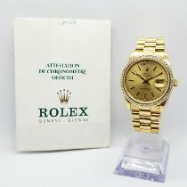Rolex Day-Date 36 Yellow gold 36mm Gold No numerals United States of America, New York, Woodbury