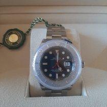 Rolex Yacht-Master 40 nuevo 2018 Automático Reloj con estuche y documentos originales 116622