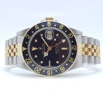 Rolex GMT-Master Gold/Steel 40mm Black No numerals United States of America, New York, Woodbury