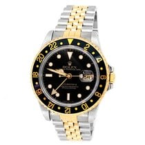 Rolex GMT-Master II Gold/Steel 40mm Black United States of America, California, Los Angeles