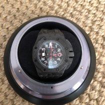 Audemars Piguet Carbon Automatic Black Arabic numerals 44mm pre-owned Royal Oak Offshore Chronograph