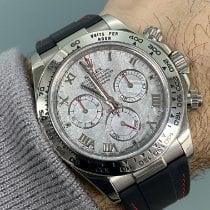 Rolex Daytona White gold 40mm White Arabic numerals United States of America, New York, Manhattan