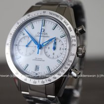Omega Speedmaster '57 Titanium 41.5mm White No numerals