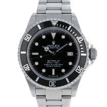 Rolex Sea-Dweller Steel 40mm Black No numerals United States of America, Massachusetts, Boston
