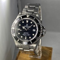 Rolex Sea-Dweller Steel 40mm Black No numerals United States of America, Massachusetts, Boston