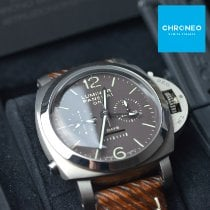 Panerai Luminor 1950 8 Days Chrono Monopulsante GMT PAM 00311 2008 pre-owned
